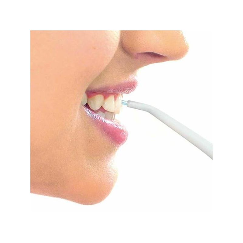 Higiénikus fogzuhany / fogköztisztító szájzuhany – felejtsd el a fogselymet!