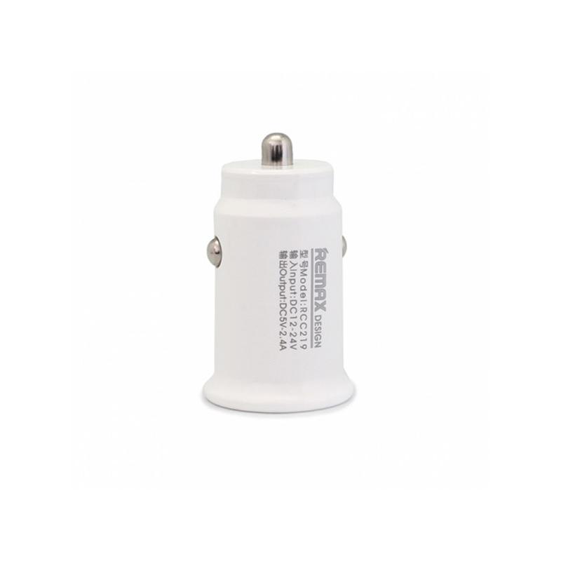 2,4A szivargyújtó adapter / 2 db USB csatlakozóval, tablethez is