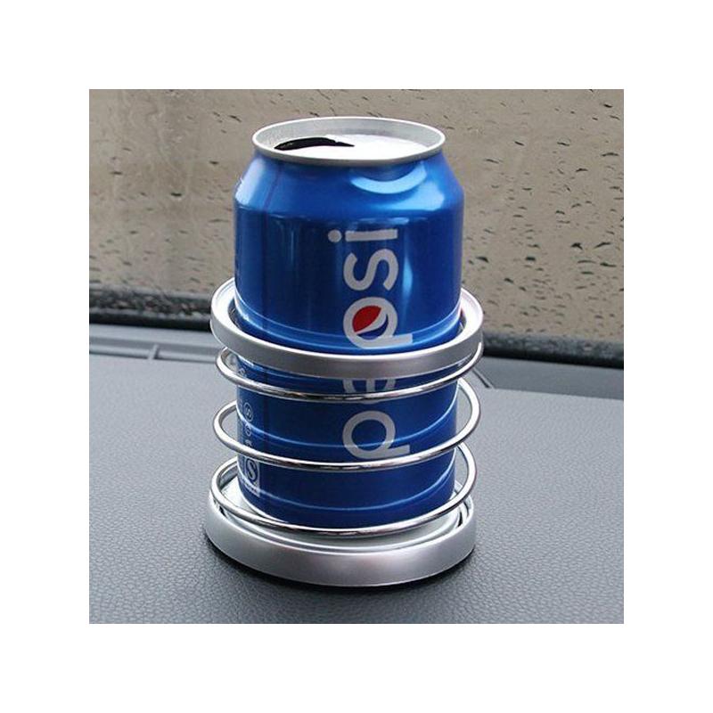 Univerzális rugós pohártartó autóba