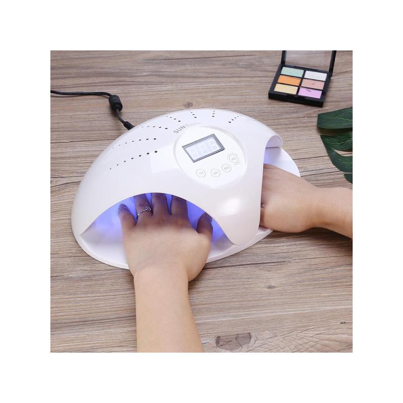 SUN669 kétkezes LED/UV lámpa műkörömhöz