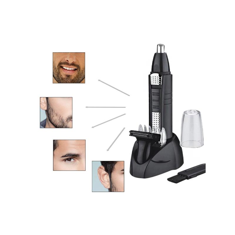 SK-215 orr- és fülszőrnyíró, szakáll és pajeszvágó, igazító gép