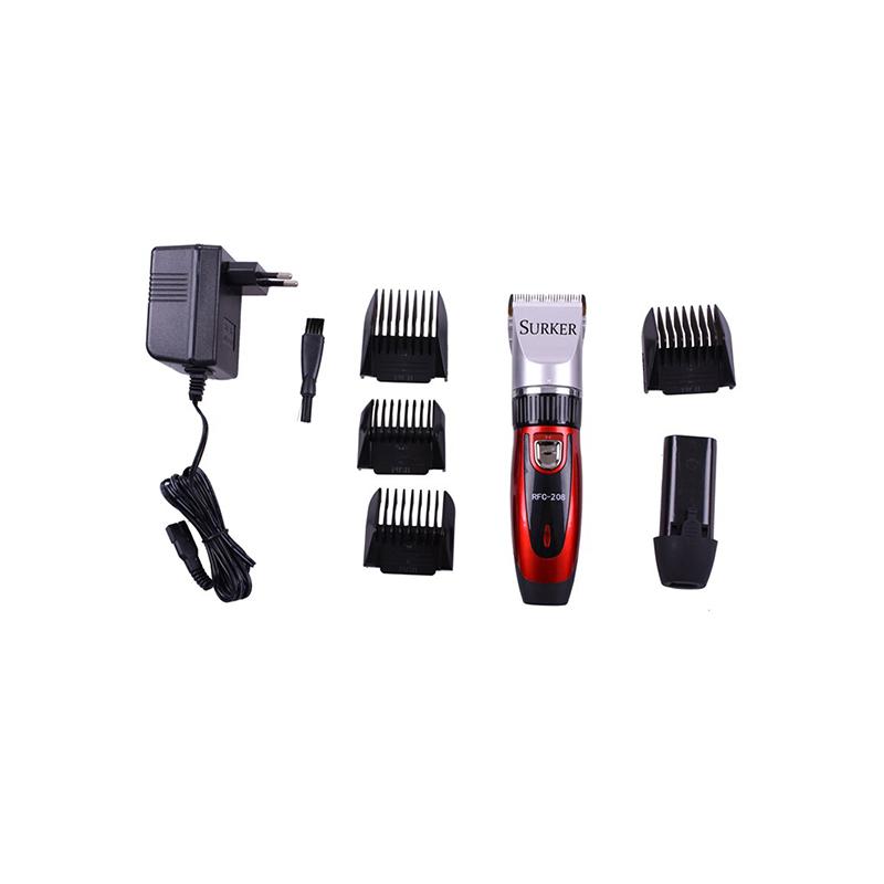 RFC-208 profi hajnyírógép / cserélhető akkumulátorokkal