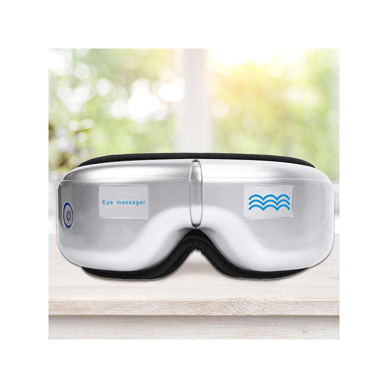 Hordozható szemmasszírozó készülék / akkumulátorral