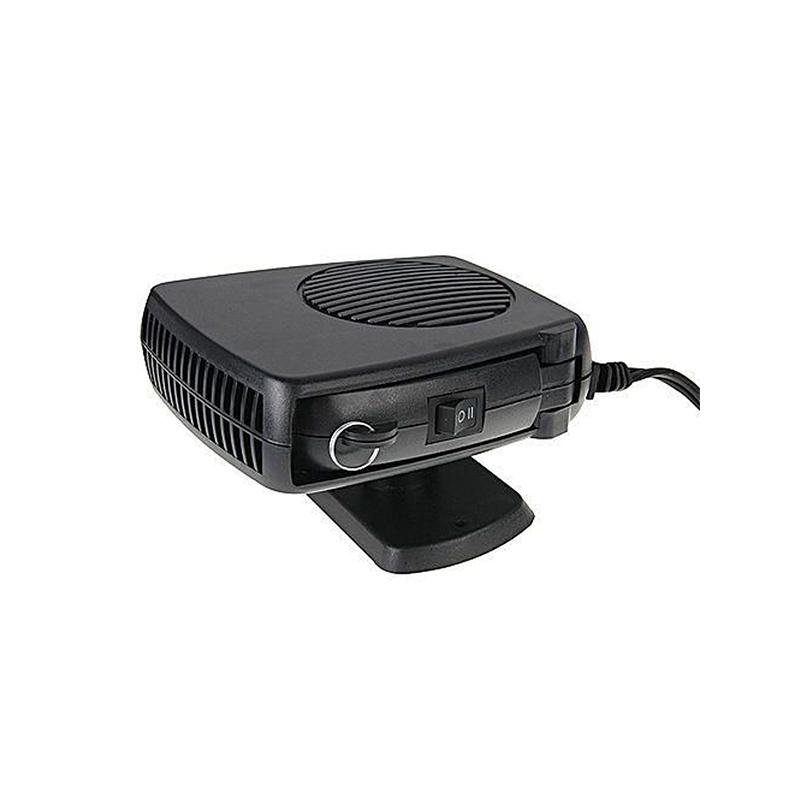 Szivargyújtós páramentesítő autóba / hűtő-fűtő ventilátor