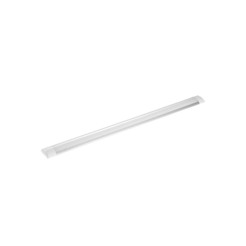 T12 LED fénycső armatúrával, 60 cm, 18W, hideg fehér