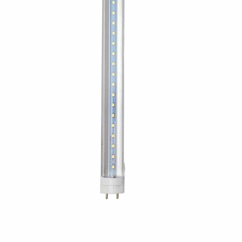 120 cm T8 LED fénycső neon helyére is / 18W - egysoros