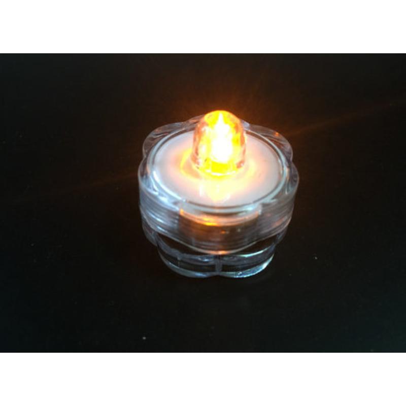 LED teamécses, 1 db - vízálló kivitel