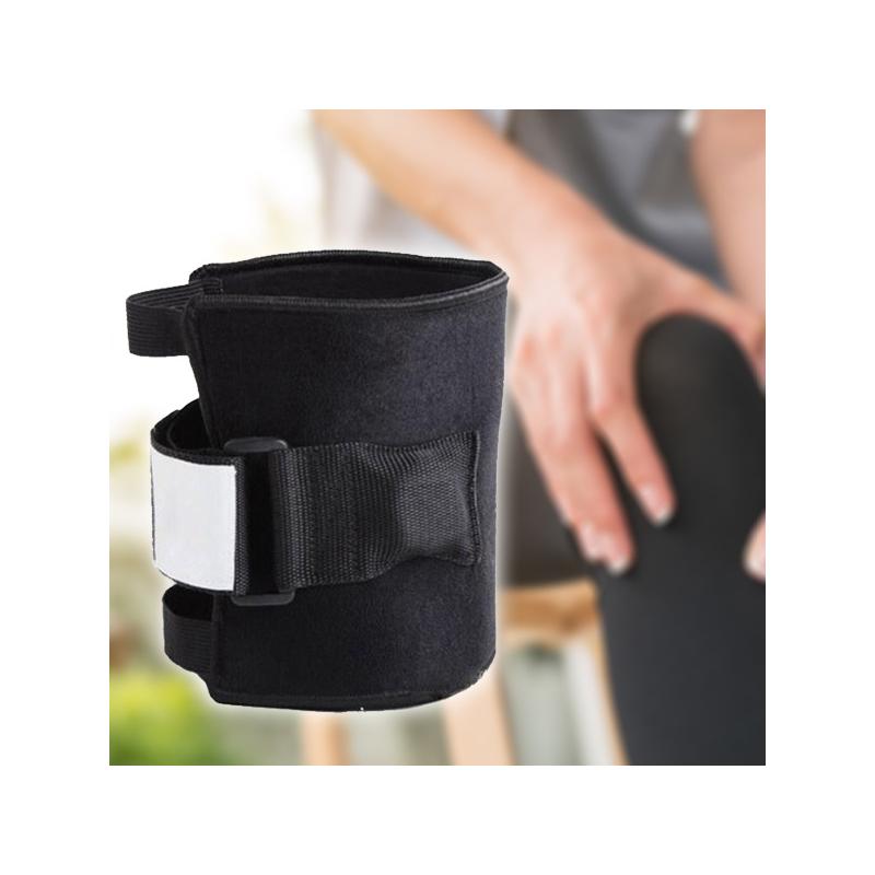 Állítható térdrögzítő patellagyűrűvel