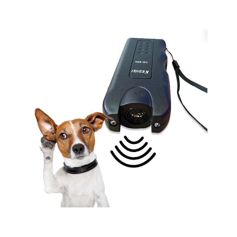 Ultrahangos kutyariasztó, LED világítással