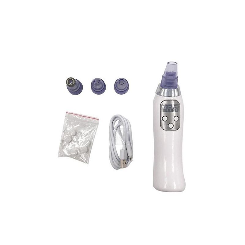 ÚJ vákuumos pórustisztító LED kijelzővel / pattanás- és mitesszereltávolító készülék