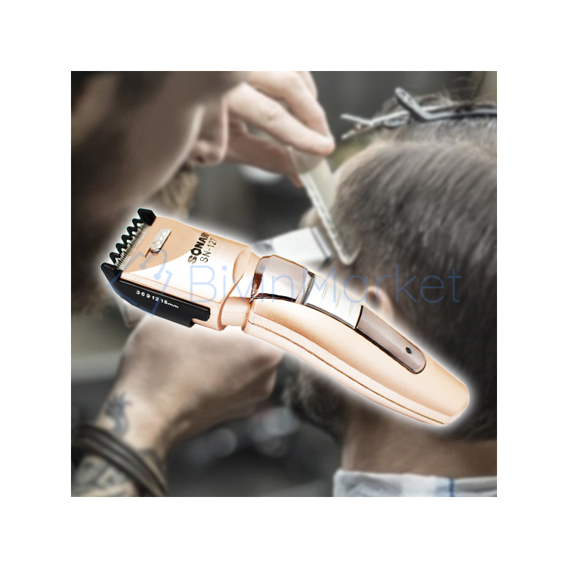 Vezeték nélküli hajnyírógép