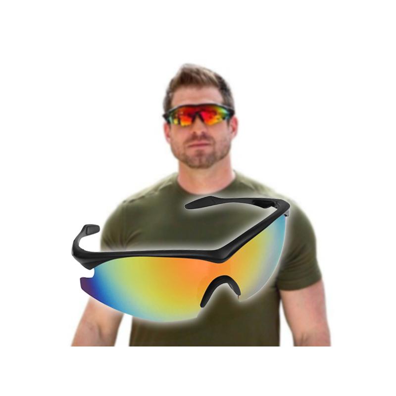 Taktikai sportnapszemüveg / Vezetést segítő szemüveg polarizált lencsékkel