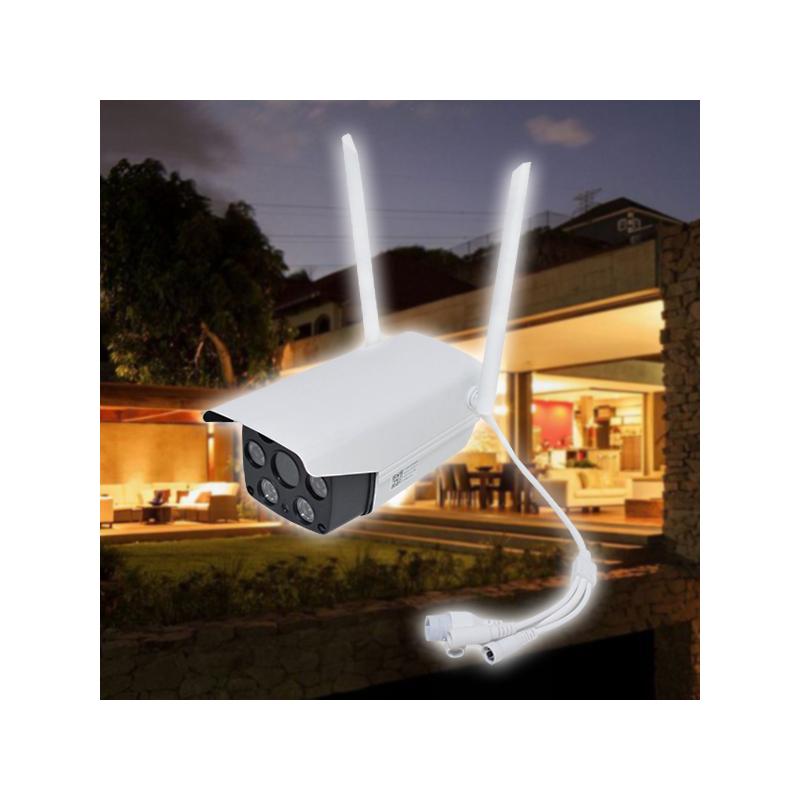 F3611 Mozgásérzékelős HD WiFi biztonsági kamera / IR Bullet kamera